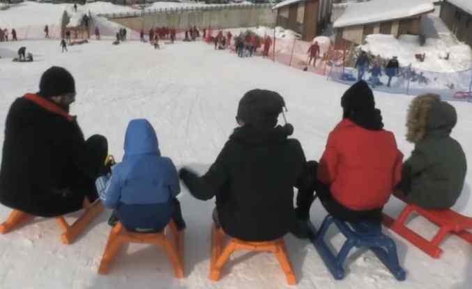 Hafta sonu Çambaşı Kar Festivali var