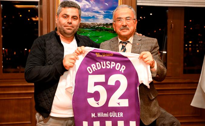 Orduspor 1967 BAL Ligi'ne yükseldi!
