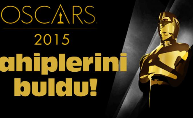 Oscar 2015 sahiplerini buldu!