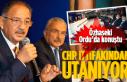 """Özhaseki: """"CHP ittifakından utanıyor"""""""