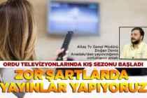 Anadolu medyası zor şartlarda devam ediyor!