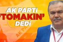 AK Parti'de Ordu İl Başkanı Tomakin oldu