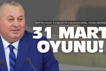 MHP'li Enginyurt 31 Mart Oyunu'nu anlattı!