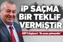 MHP'li Enginyurt'tan 'Andımız' tepkisi!