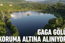Gaga Gölü turizme kazandırılıyor