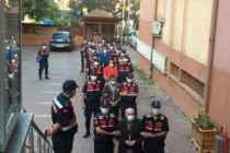Bartın'daki uyuşturucu operasyonunda 13 kişi gözaltı