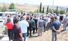 Atakum Belediyesporlu Eren Sağlam son yolculuğuna uğurlandı