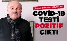 CHP İl Başkanı Koronavirüs'e yakalandı