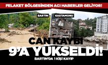 Felaket bölgesinden acı haberler geliyor!