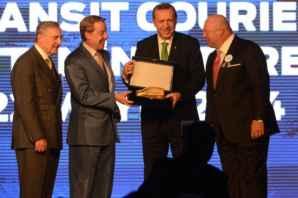 Başbakan Erdoğan, Koç Holding'in açılışına katıldı