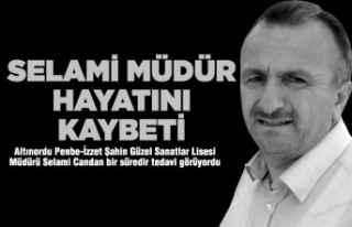 Selami Hoca hayatını kaybetti