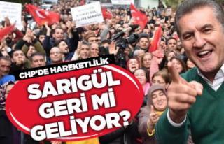 Şişli'de Mustafa Sarıgül geri mi dönüyor!