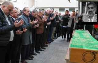 OGC Başkanı Recep Aydın'ın acı günü