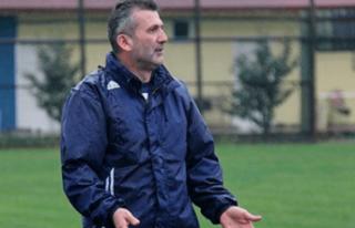 Orduspor'da teknik patron Telat Özden