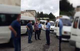 Trabzon'da Kovid-19 denetimleri
