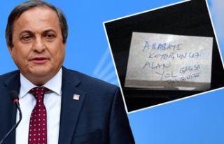 CHP'li Torun'dan 'savcı' tepkisi!