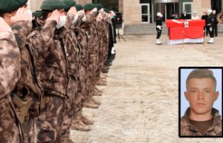 Özel harekât polisi, kazada yaşamını yitirdi