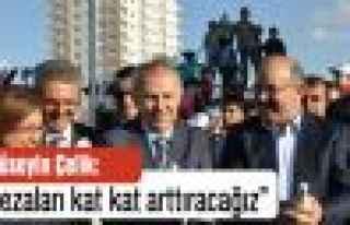 Ak Partili Çelik: