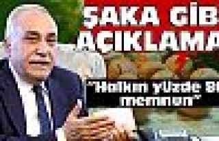 Bakan Fakıbaba'dan şaka gibi açıklama!
