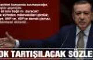 """""""Başbakan Erdoğan: """"Ölmüştür, geçmiştir"""""""