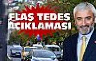 Başkan Yılmaz'dan flaş TEDES açıklaması