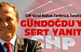 CHP'li Torun: