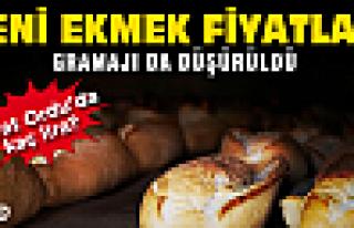 Ekmek fiyatları ne oldu?