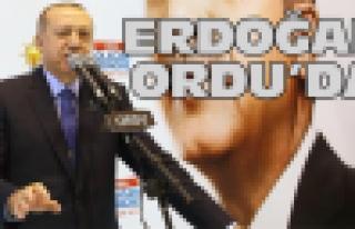 Erdoğan Ordu'da neler konuştu?