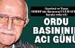 Gazeteci Uğur Gürsoy hayatını kaybetti