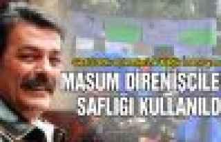 Gezi'ye Kadir İnanır yorumu!