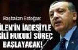 Gülen'in iadesiyle ilgili hukuki süreç başlayacak!