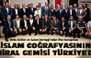 Kurtulmuş, Ankara'daki Ordulularla buluştu