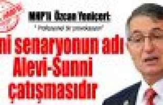 """MHP'li Yeniçeri: """"Yeni senaryonun adı..."""""""