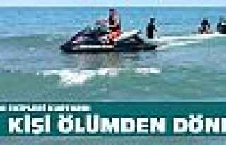 OSKEM 11 kişiyi boğulmaktan kurtardı