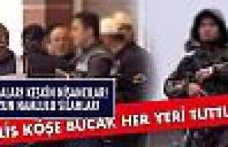 Poliste olağan dışı hareketlilik!
