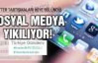 Sosyal medya bu olaya kilitlendi!