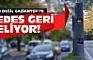 Ordu'da değil Gaziantep'te geri geliyor!