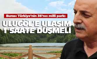 Ulugöl, Gölköy'ün reklam yüzü