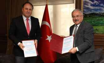 Türkiye'nin ilk 'Bilim Kenti' kuruluyor