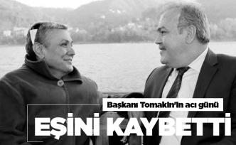 AK Parti Ordu İl Başkanı Tomakin'in acı günü