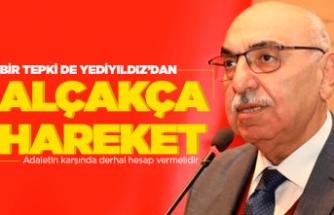 """AK Partili Şenel Yediyıldız: """"Alçakça hareket"""""""