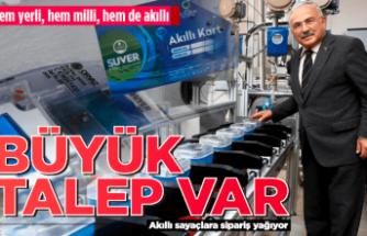 Ordu'da üretildi Türkiye kullanıyor