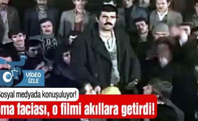 Sosyal medyada 'Madenci' filmi konuşuluyor!