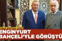Enginyurt MHP Lideri Bahçeli'yle görüştü