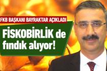 FİSKOBİRLİK'te fındık alıyor!
