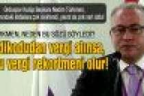 Orduspor Başkanı Türkmen'i kızdıran olay neydi?