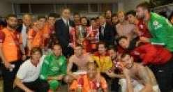 Galatasaray, evine 15.Türkiye Kupası'nı da götürdü