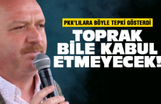 Gündoğdu'dan PKK'ya sert tepki