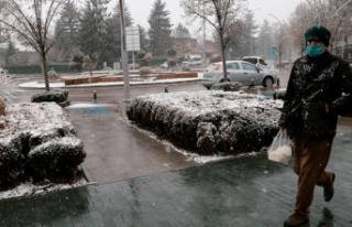 Meteorolojiden 7 il için soğuk hava uyarısı