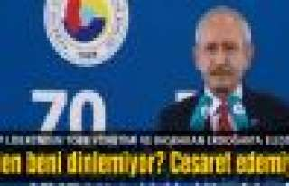 Kılıçdaroğlu'ndan Başbakan ve TOBB'a tepki!